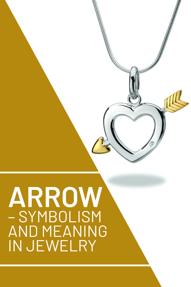 Arrow Symbolism in Jewelry - A History Symbol of Strength and Prosperity