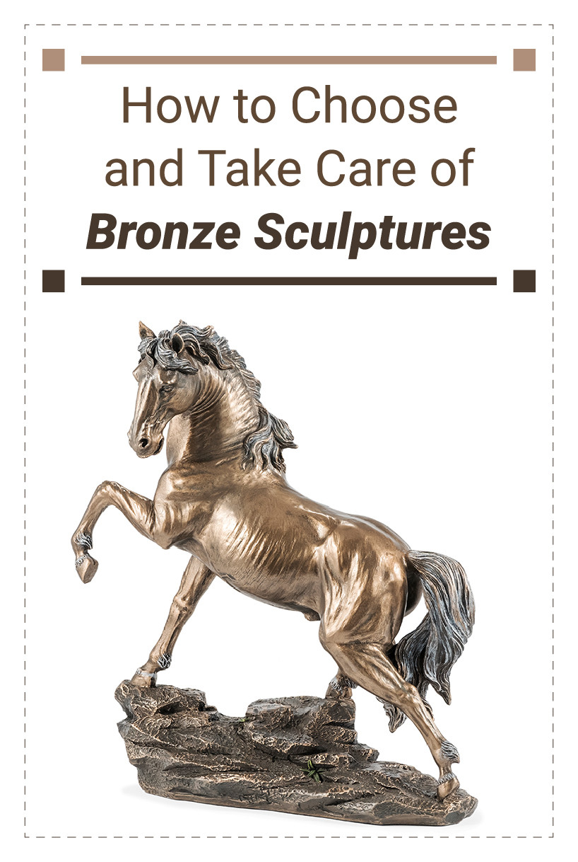 Buyers Guide To Bronze Sculptures and Statues