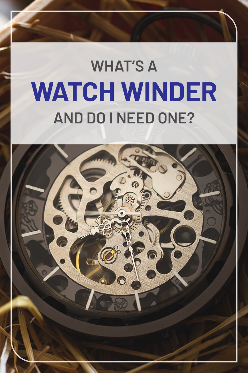 What is a Watch Winder And Should You Buy One