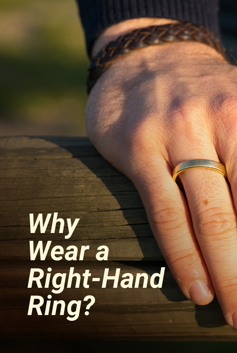 Why Wear A Right-Hand Ring The Symbol of Female Empowerment