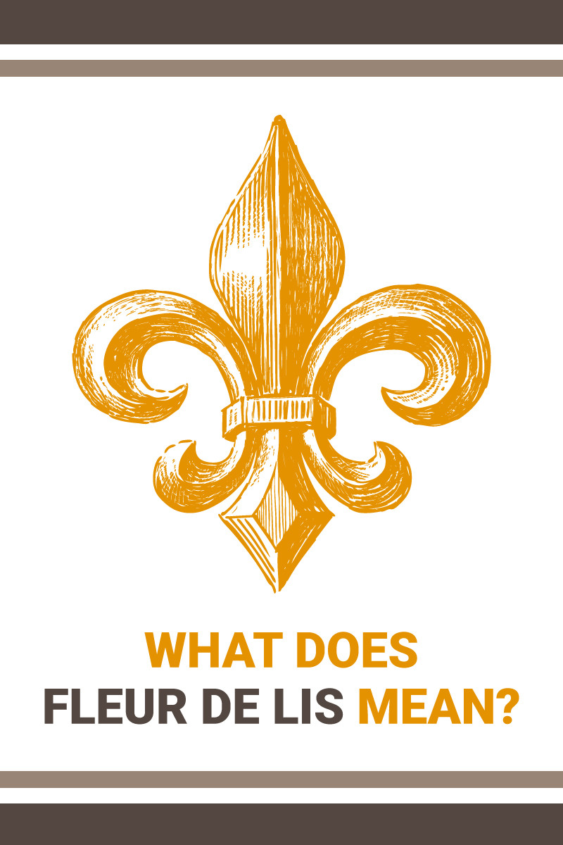 Fleur De Lis Meaning History And Jewelry Designs Jewelry Auctioned