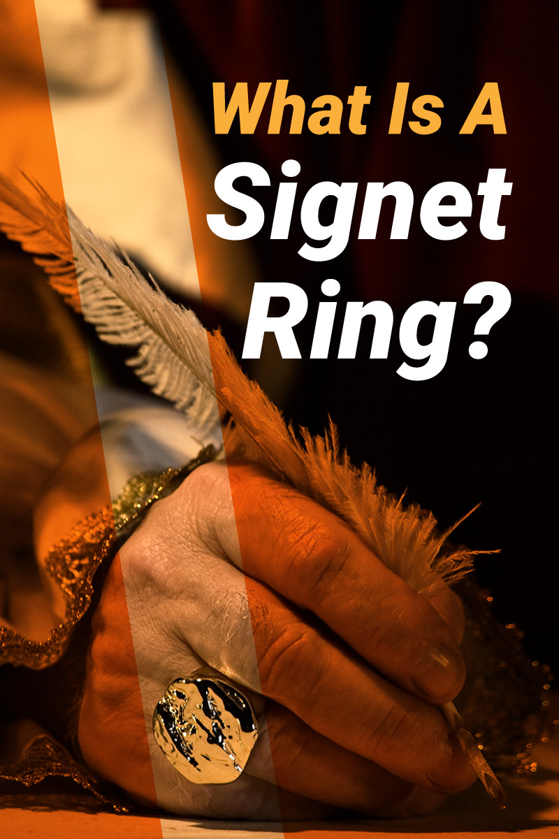 What Is A Signet Ring