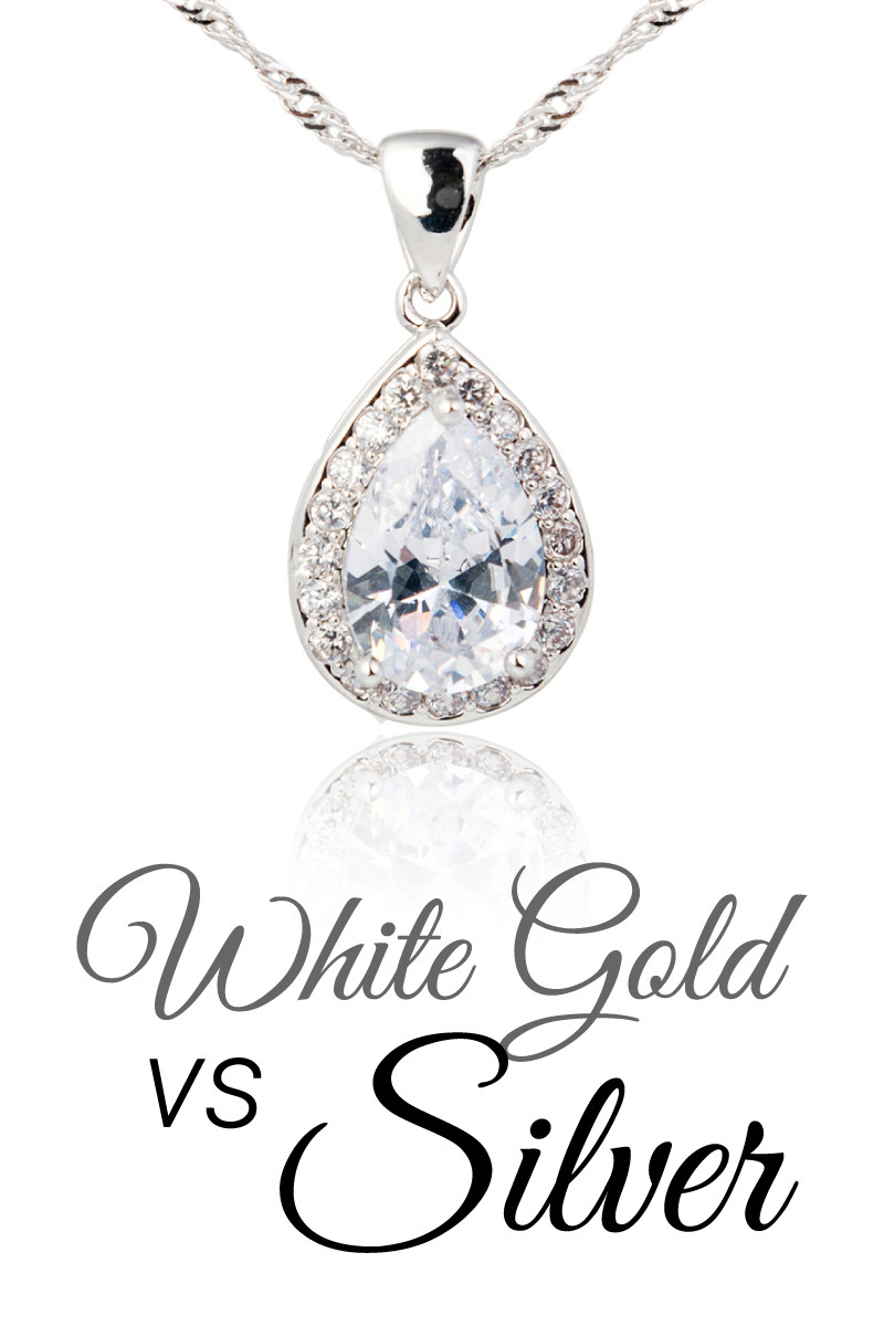 White Gold Vs Silver A Complete Guide To Help You Decide