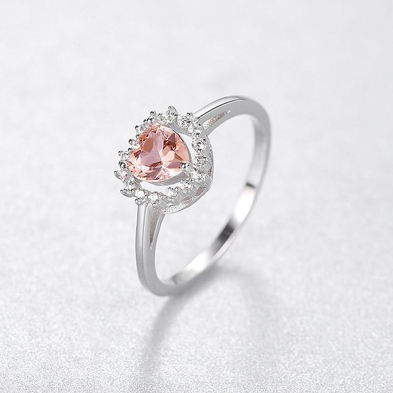 Silver 925 Quailty topaz hues Fashion Ring size 7 code CCC 1528
