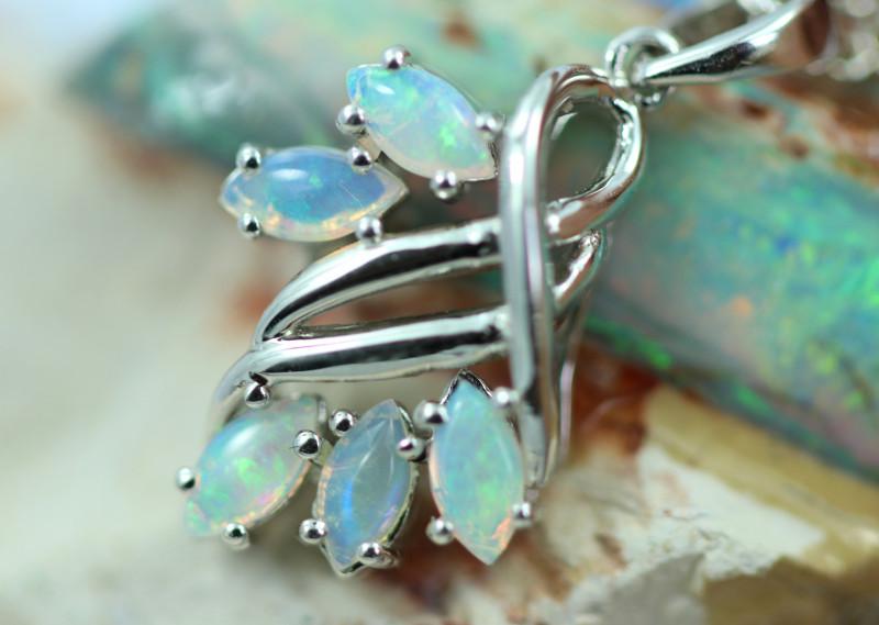Cute Stylish Crystal Opal Pendant CCC 3099