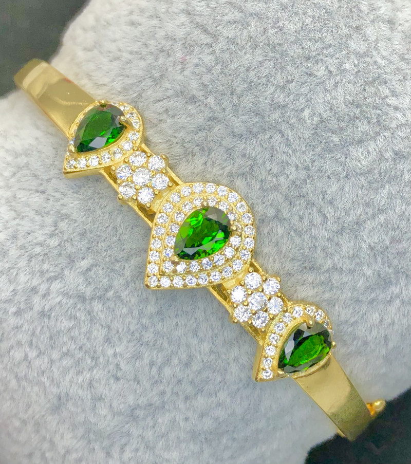 Beautiful ~ Diopside ~ Bracelet