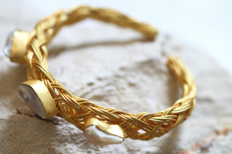 Unique and Custom Curated Hand Made Bangles  RT-144