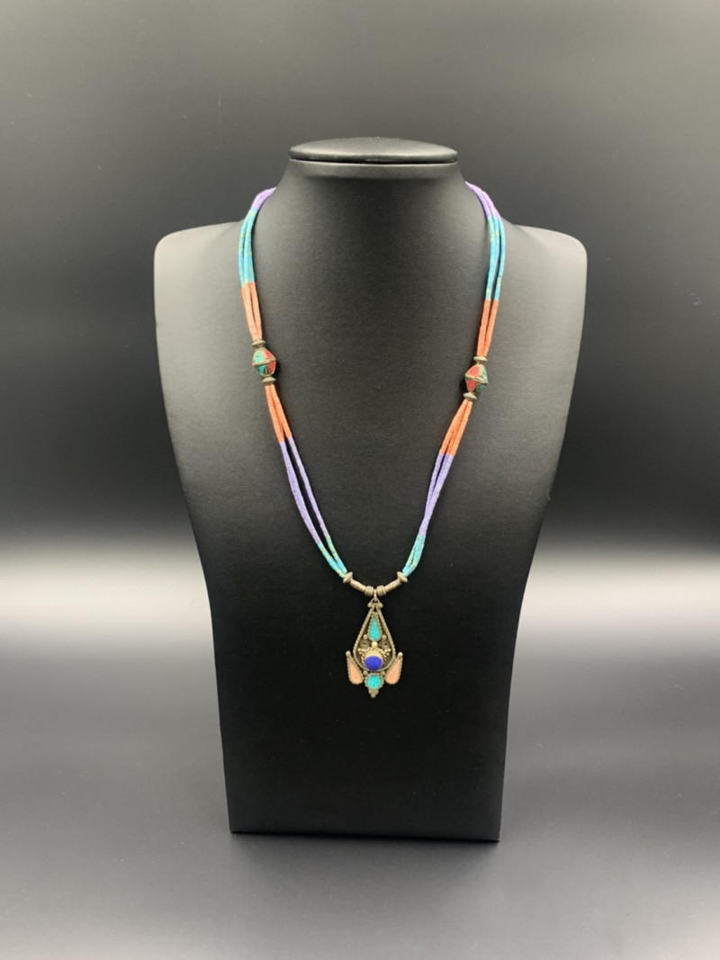 Beautiful Traditional Nepalese Handmade Necklace. Np-539