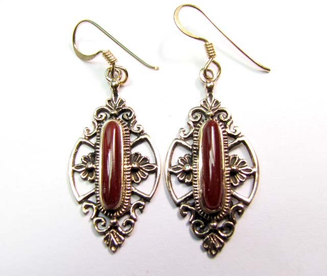BRONZE EARRINGS RT 284