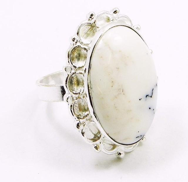 Stunning SOLAR QUARTZ & Silver Rings Of UK Size: O & US: 7