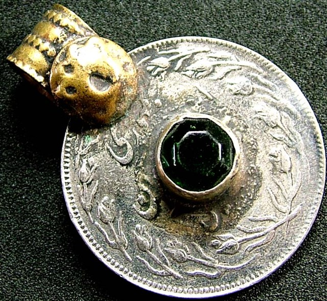 OLD COIN JEWELLERY 57.80 CTS [GT 2156]