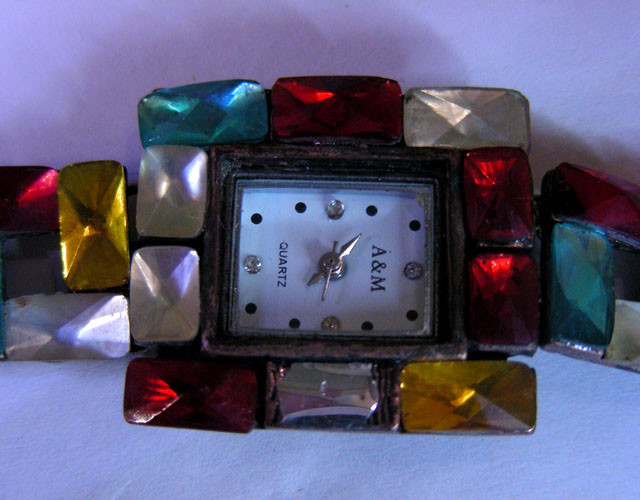 ANTIQUE STYLE  LADIES  WATCH BRACELET 11619
