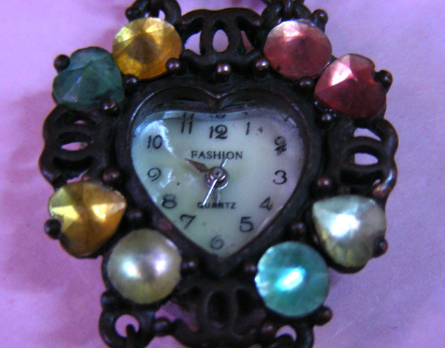 ANTIQUE STYLE LADIES  WATCH BRACELET 11620