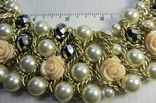 ELEGANT HIGH LUSTER PEARL NECKLACE QT 281