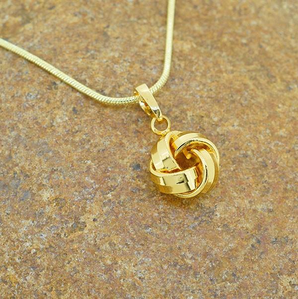 18kt  Gold Filled Pendant
