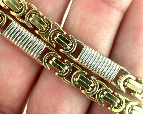 58 grams 9k Solid Gold Chain 58 GRAMS ,2 DESIGN STYLES L234
