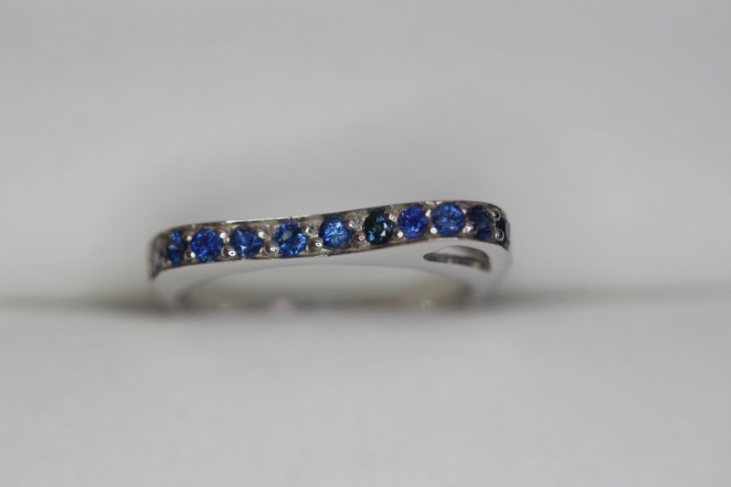 Natural Beautiful Sapphire Ring