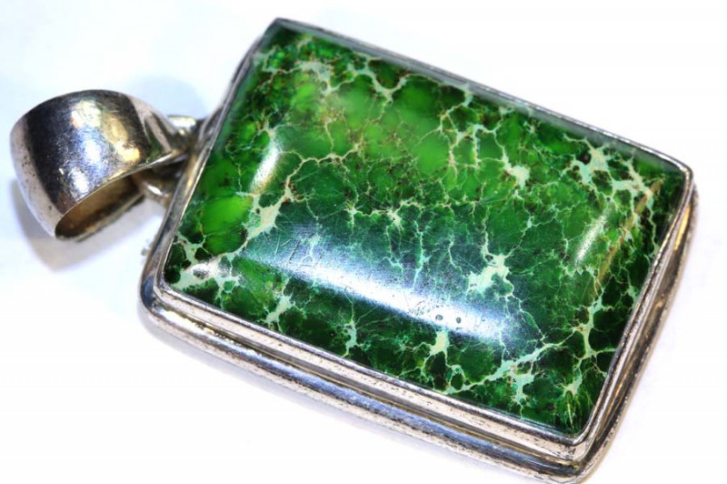 60 CTS SILVER PENDANT  SG-2201