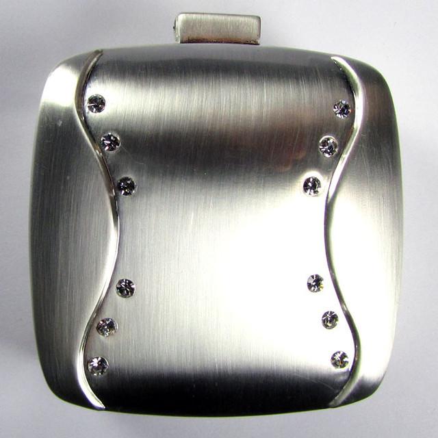 Square Jewelry Jewelry Box ,polished finish GRR 601