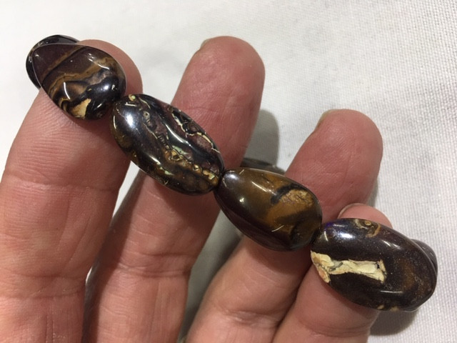 natural koroit opal bracelet  BR 345