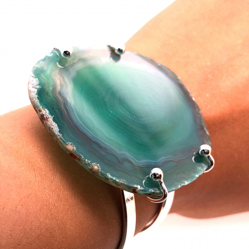 Agate Bracelet   BR 695