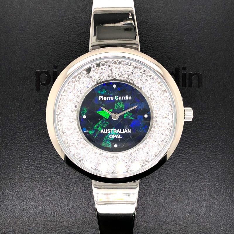 Original Ladies Silver Opal Watch Mosiac Opal - WO 18