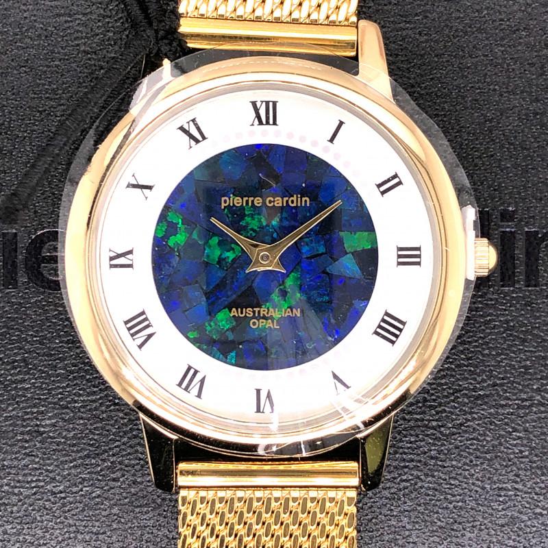 Original Ladies Gold Opal Watch Mosaic Opal - WO 30
