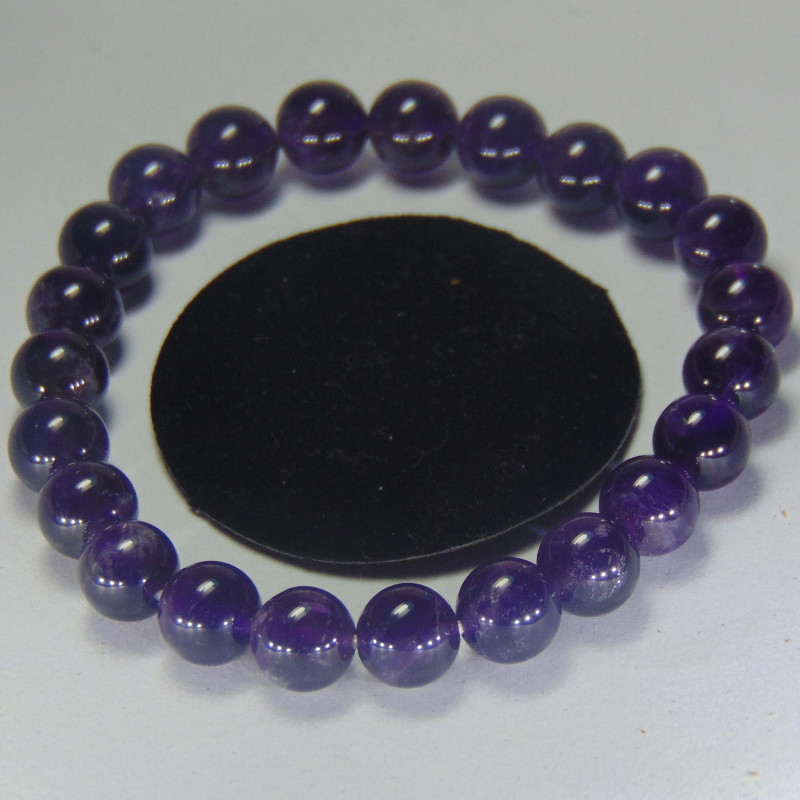Collective amethyst beads cabochons 88.20cts