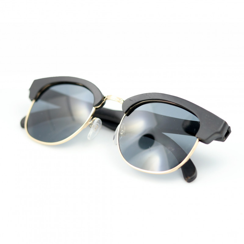 Unisex Ebony Wooden Eyewear - Sunglasses - SUN 03