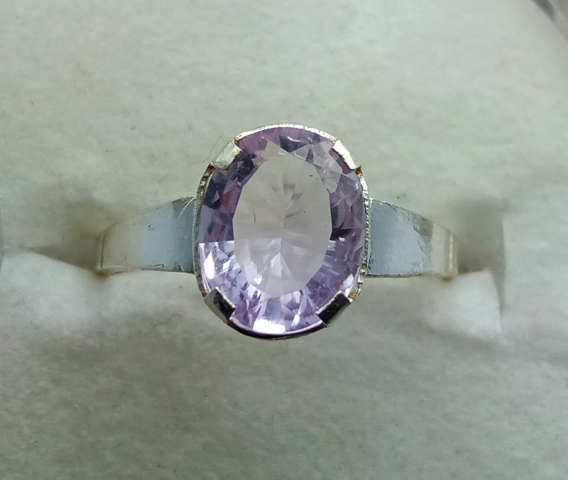 Natural Ametrine 925 Sterling Silver Ring