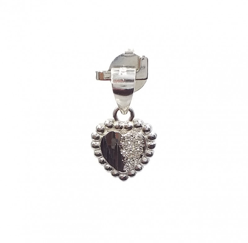 PLAN PENDANT WITH 925% SILVER F 12
