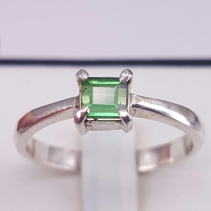 Natural Tourmaline Gorgoues Ring