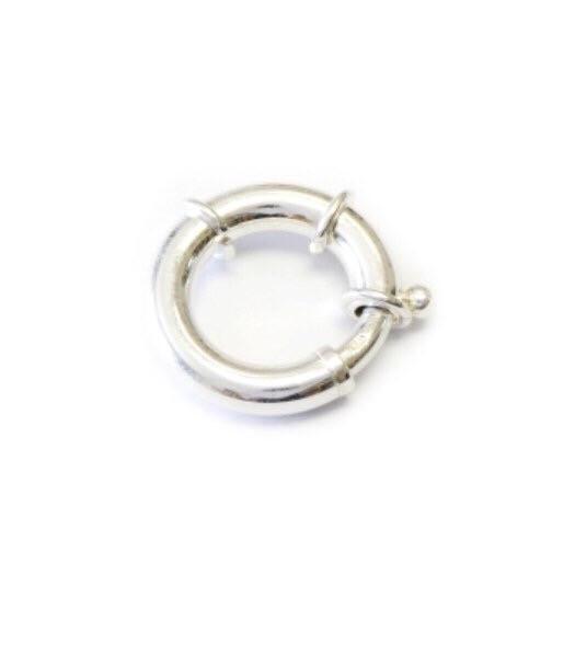 Signoretti Clasps - No Fitting   Gold   Nickel Free Silver