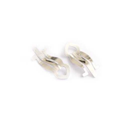 Ear Clips and Brackets for Earrings | Nickel Free Silver and 9ct Yellow Gol