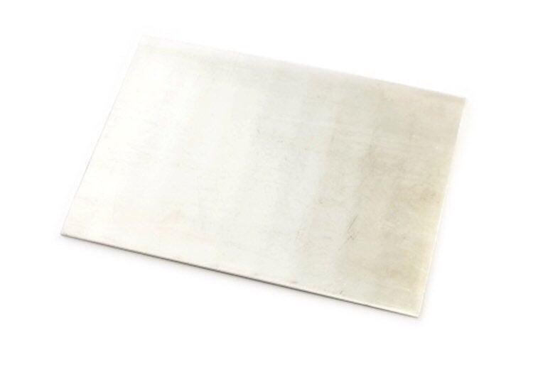 Silver Plate | 150 x 100 | 999 Pure Fine | 925 Nickel Free Tarnish Resistan
