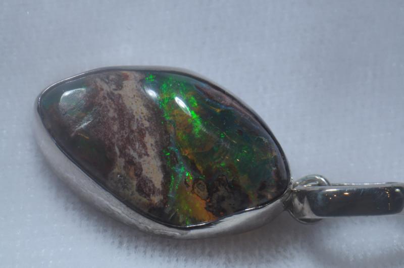 Coming Soon Do Not Bid Mexican Matrix Cantera Multicoloured Fire Opal