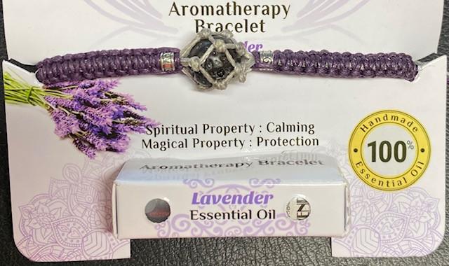 Aromatherapy Bracelet, Lavendercode BRAROMA