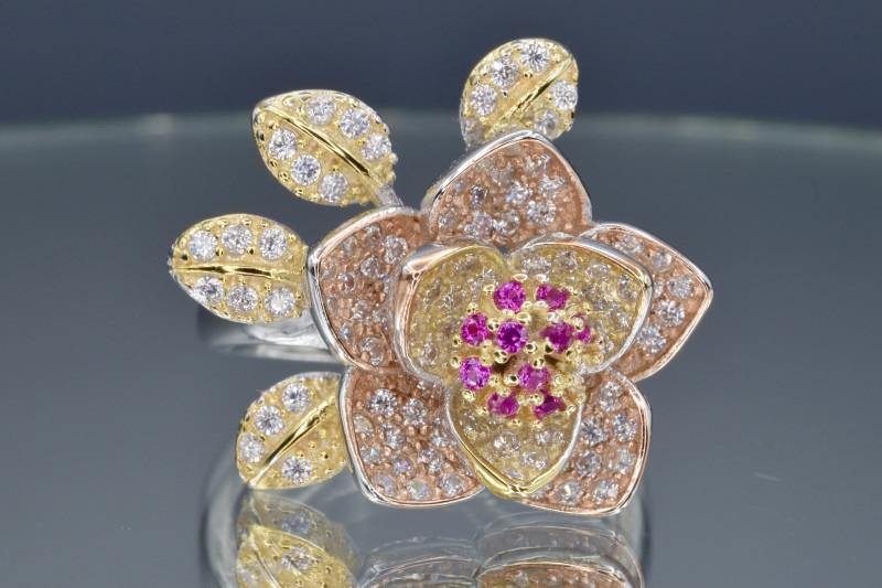 Silver Ring 925 Amazing design