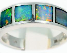 Natural Opal Rings