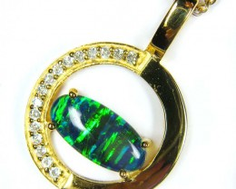FASHION OPAL PENDANT  MYJA 979