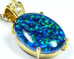 FASHION OPAL PENDANT  MYJA 984