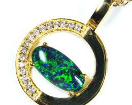 FASHION OPAL PENDANT  MYJA 993