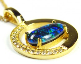 FASHION OPAL PENDANT  MYJA 994