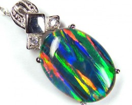 FASHION OPAL PENDANT  MYJA 997