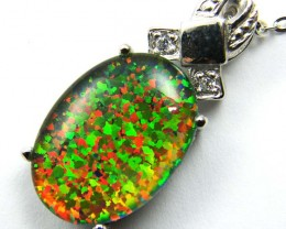 FASHION OPAL PENDANT  MYJA 1006