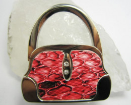 PINK-RED HUES WELL MADE CUTE HANDBAG HOLDER QT 558