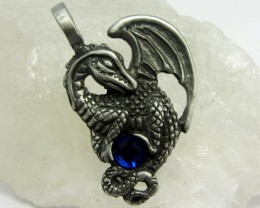 FREE SHIPPING QUALITY MADE PEWTER PENDANT  QT 570
