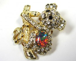 STYLISH OPAL  BROOCH CSS 247