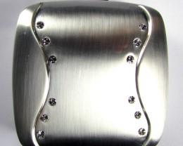 SQUARE JEWELRY TRINKET BOX  GRR 601