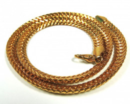 Italian designed gold necklace CSS 251